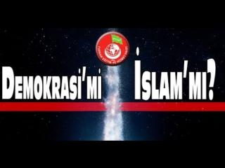 Demokrasi ile İslam aynı mıdır?