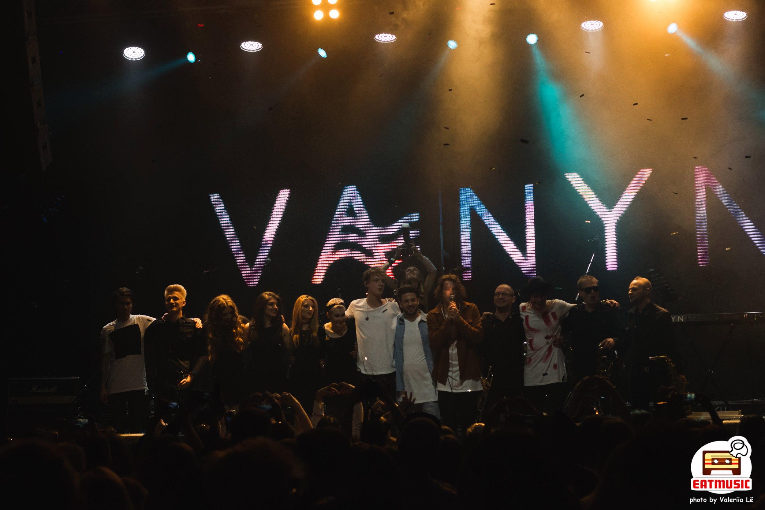 Презентация дебютного ЕР VANYN в клубе RED 03.06.2017: репортаж, фото Валерия Ле