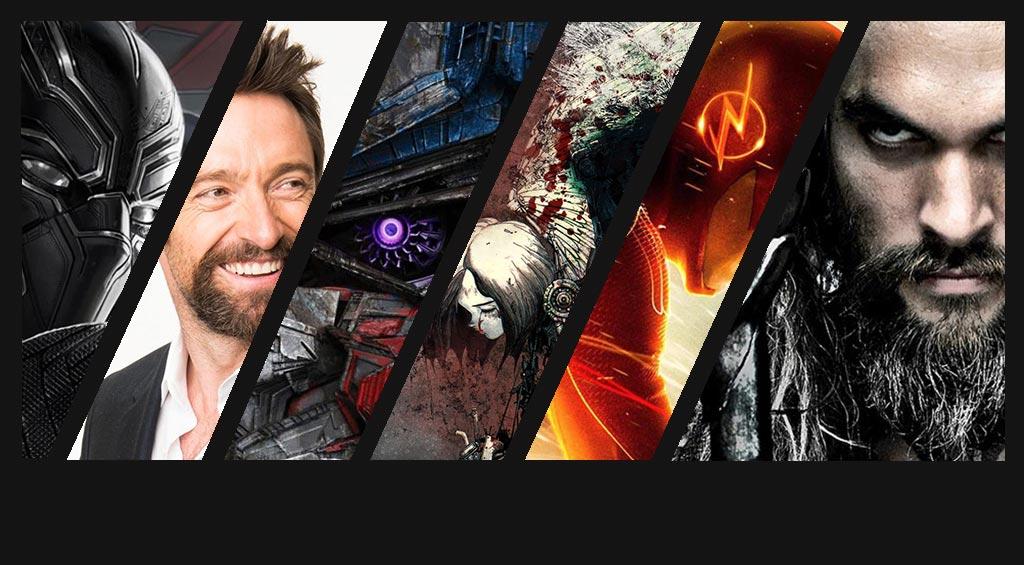 Кинопремьеры октября 2017: что посмотреть в середине осени.