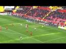 Дебютный гол Робиньо в чемпионате Турции