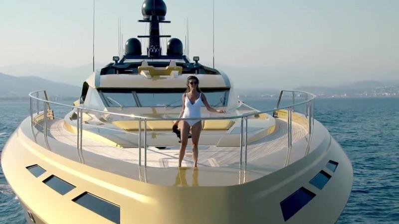 Palmer Johnson superyacht KHALILAH (49m)