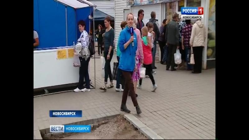 Северо-Чемской жилмассив «Я – Новосибирск. Портрет микрорайона