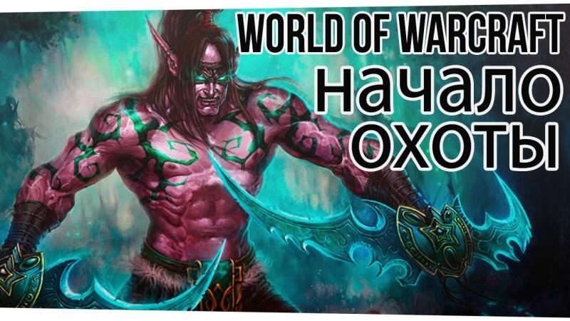 Охотник на Демонов World of Warcraft