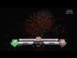 Обзор матча_ РФПЛ. 1-й тур. Ахмат - Амкар 1_0