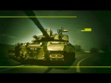 BAE Systems - Challenger 2 Mark 2 Основной боевой танк Тестирование поле [1080p]