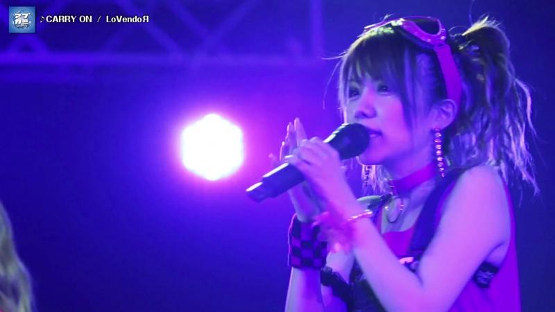 [LIVE] LoVendoЯ ♪ CARRY ON (Live at Shinjuku ReNY 12/08/17 @ Upcoming 87)