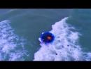 Surf katamaran