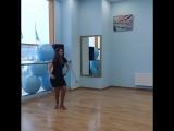 Вилена Кобзарева – новый инструктор групповых программ клуба MARINA, Мастер спорта по спортивным бальным танцам
