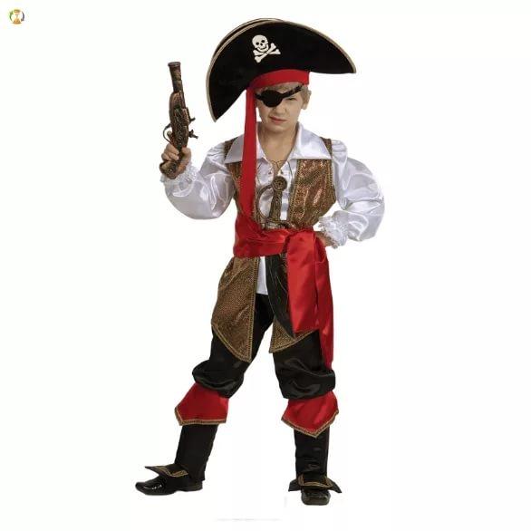 #ВсеДляДетей@bankakomiКарнавальные костюмы: 'Капитан Флинт' (рост до
