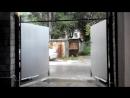 Автоматические распашные ворота Sain Engineering