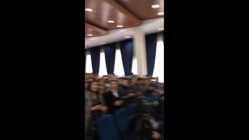 Бүгін Ұлттық кітапханада Бақыт Жағыппарұлы жүргізген, Ардақ Назаров екеуміз өткізген кездесу керемет өтті. Мағжан Жұмабаев атамы