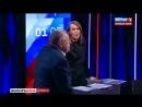 Как Собчак облила водой Жириновского во время дебатов