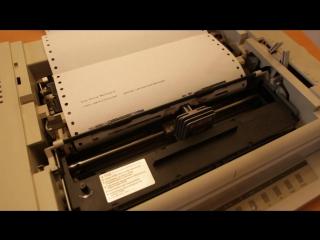 What if Mozart had a printer - PRINTING Nachtmusik [HD]