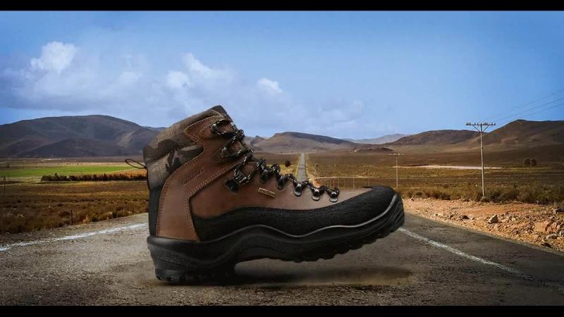 Треккинговые ботинки Grisport