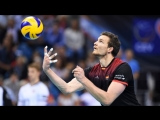 TOP 10 Best Volleyball Moments by Christian Fromm - European Championships 2017