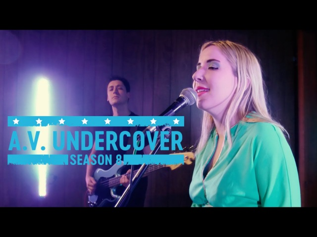 """Austra go-goes for broke, covers """"Heaven Is A Place On Earth"""""""