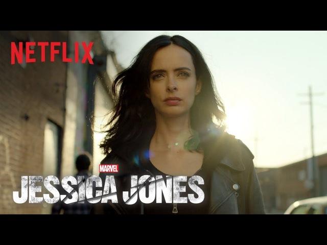 Marvel's Jessica Jones. She's Back 2018 Official Trailer