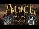 Alice: Meow Woof - Asylum Pre-Production, Madness Returns Returns, Out of the Woods, and PRIZES!