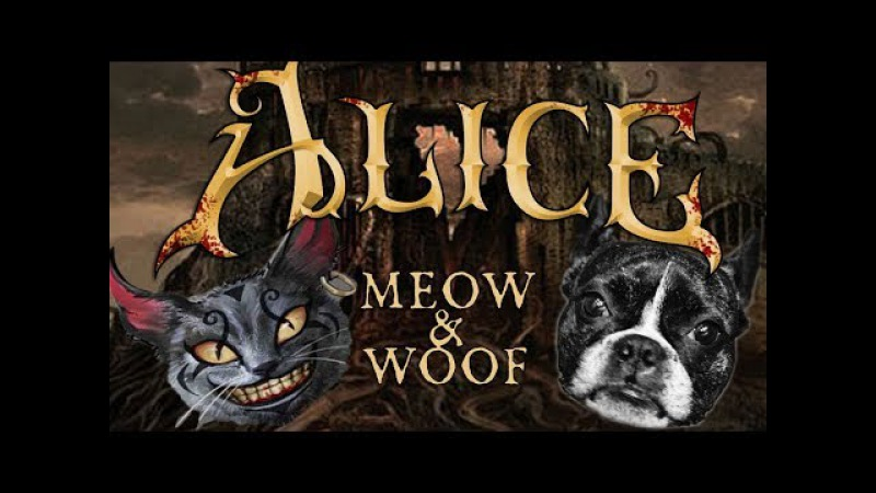 Alice: Meow Woof - Asylum Pre-Production, Madness Returns Returns, Out of the Woods, and PRIZES! » Freewka.com - Смотреть онлайн в хорощем качестве