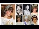 The Favourite Tiaras of the British Royal Ladies - Las Tiaras Favoritas de la Familia Real Inglesa