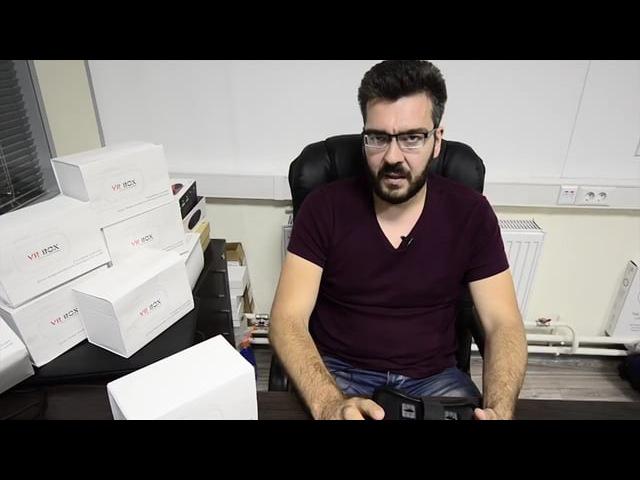 Обзор очков виртуальной реальности VR BOX 2