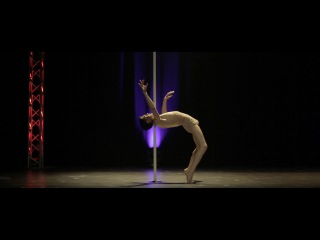 Pole Art France 2017 - Elite Men - LUCAS ALVAREZ