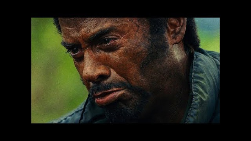 Темнокожий Роберт Дауни. Съемки фильма Солдаты Удачи. Солдаты неудачи. 2008.