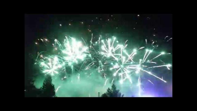 Концерт Ани Лорак в КАЗАХСТАНЕ - РУДНЫЙ. Фейерверк шоу