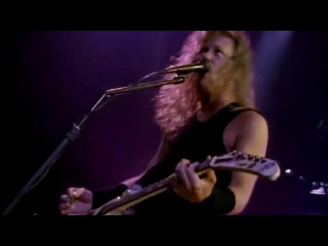 Metallica Live Shit Seattle 1989 FULL HD Widescreen Upscaled