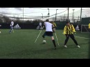 Portsmouth amputee Spike Westbrook score incredible goal in the FA Peoples Cup