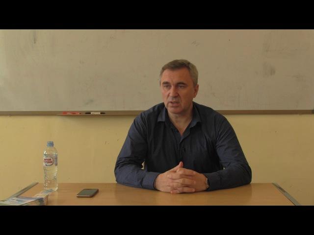 Московская духовная академия -Гордость и Тщеславие