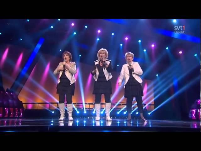 Hanson, Carson Malmkvist - C'est La Vie (Melodifestivalen 2013)