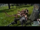 12 минут геймплея PC-версии Final Fantasy 15