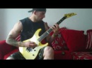 Testament Over The Wall Guitar Cover John Caci