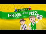Freedom of the Press Crash Course Government and Politics #26