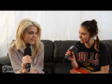 Sky Ferreira Interview at The FADER Fort Presented by Converse