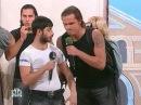 Миша Галустян Шваброид, скотина КВН 2003
