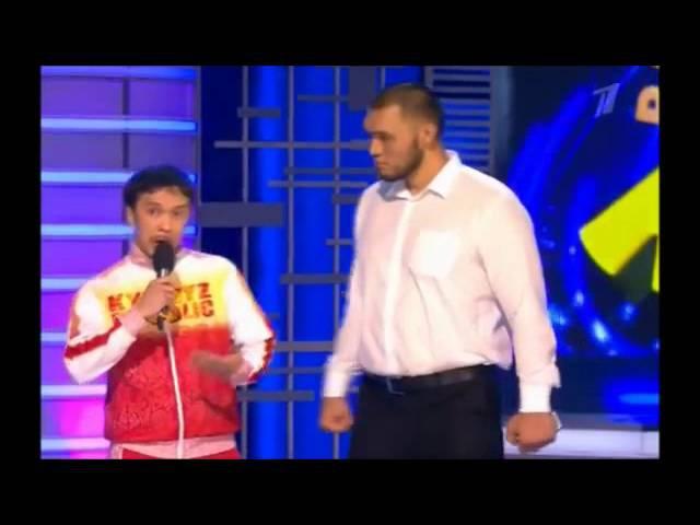 КВН Азия микс - 2015 Высшая лига Третья 1/4 Приветствие