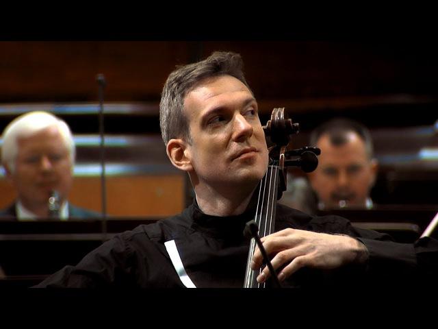 Johannes Moser Jacek Kaspszyk perform Elgar's Cello Concerto in E minor, Op. 85