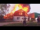 Пожар в Костроме 02 06 2016