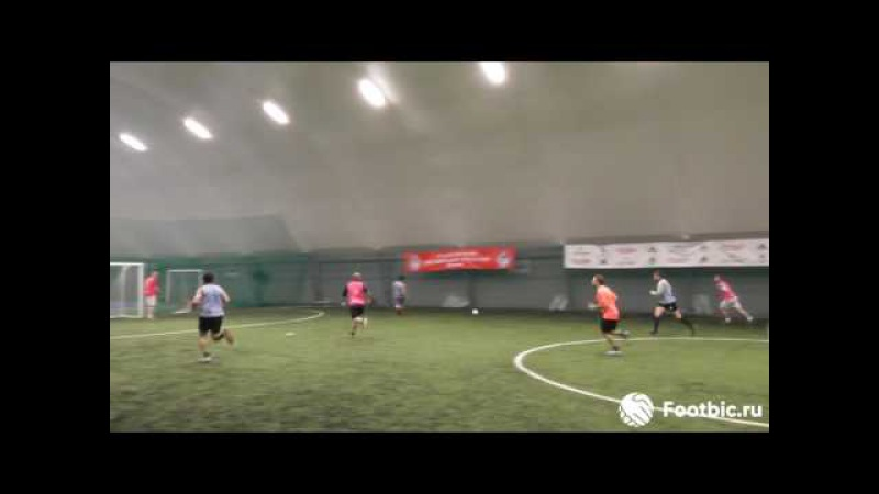 FOOTBIC.RU. Видеообзор 19.06.2017 (Метро Марьина Роща). Любительский футбол