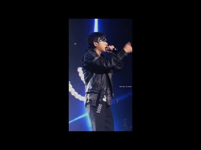 [11.11.2017] Woo Won Jae - Fashion (KBS Ulsan Hall Let's Get It Hip-Hop Concert)