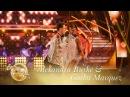 Alexandra Burke Gorka Marquez Jive to 'Proud Mary' by Tina Turner Strictly 2017