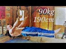 My student Uroš - THE KING OF FRONT LEVER - 90kg, 190cm, 20yrs old