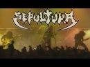 Sepultura Live HD 1991 Dead Embryonic Cells