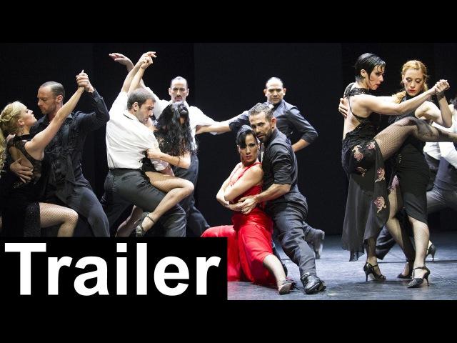 Sidi Larbi Cherkaoui - milonga - Trailer (Sadler's Wells)