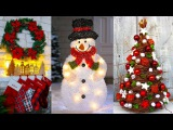 DIY ROOM DECOR! 26 Easy Crafts Ideas at Christmas for Teenagers NEW YEAR DECOR 2018