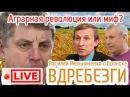 ВДРЕБЕЗГИ Василий Мельниченко об аграрной революции в Брянской области