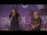 Lucy Lawless Xena Warrior Cry - Dallas Fan Days 2015