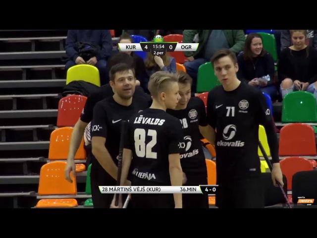 Kurši/Ekovalis - FK Ogres Vilki (7:3)